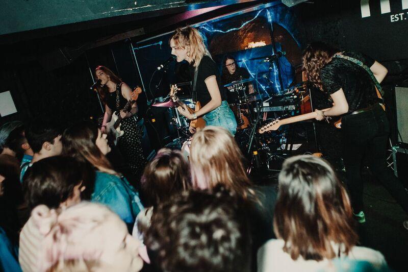 The Big Moon: Moles, Bath – live review
