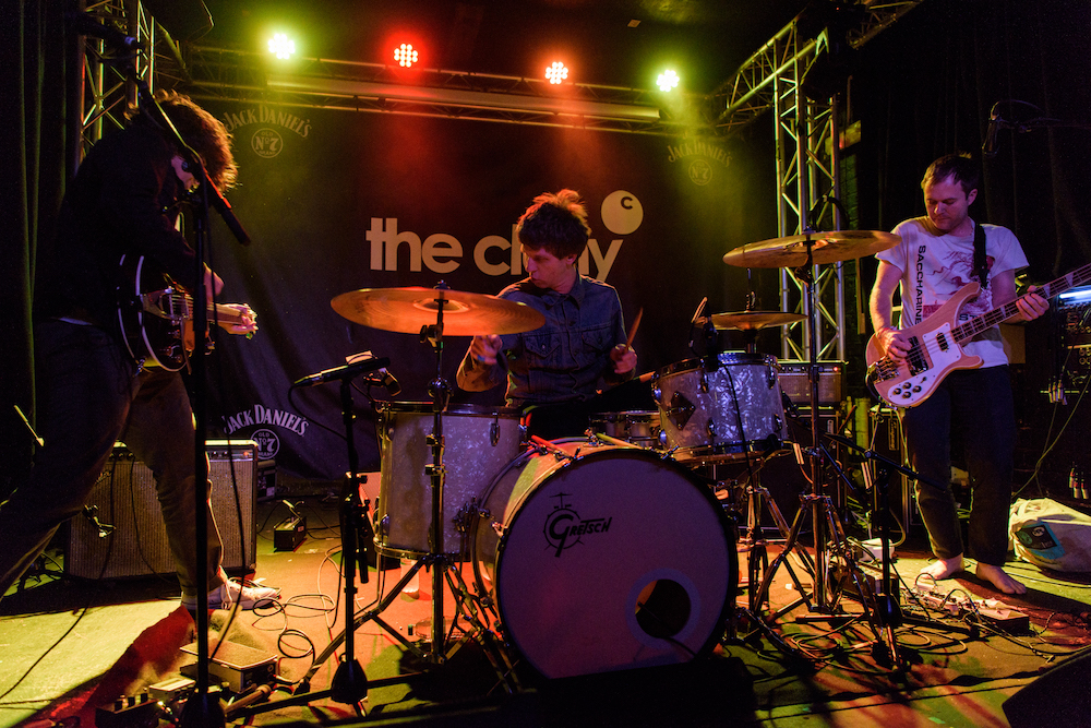Flat Worms: Cluny, Newcastle - live review