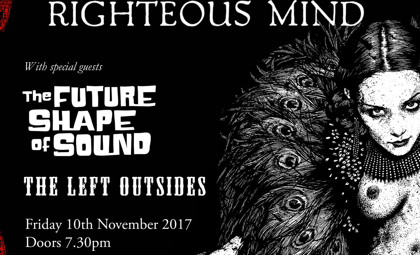 JIM JONES AND THE RIGHTEOUS MIND ADD LONDON DATE TO NOVEMBER UK TOUR