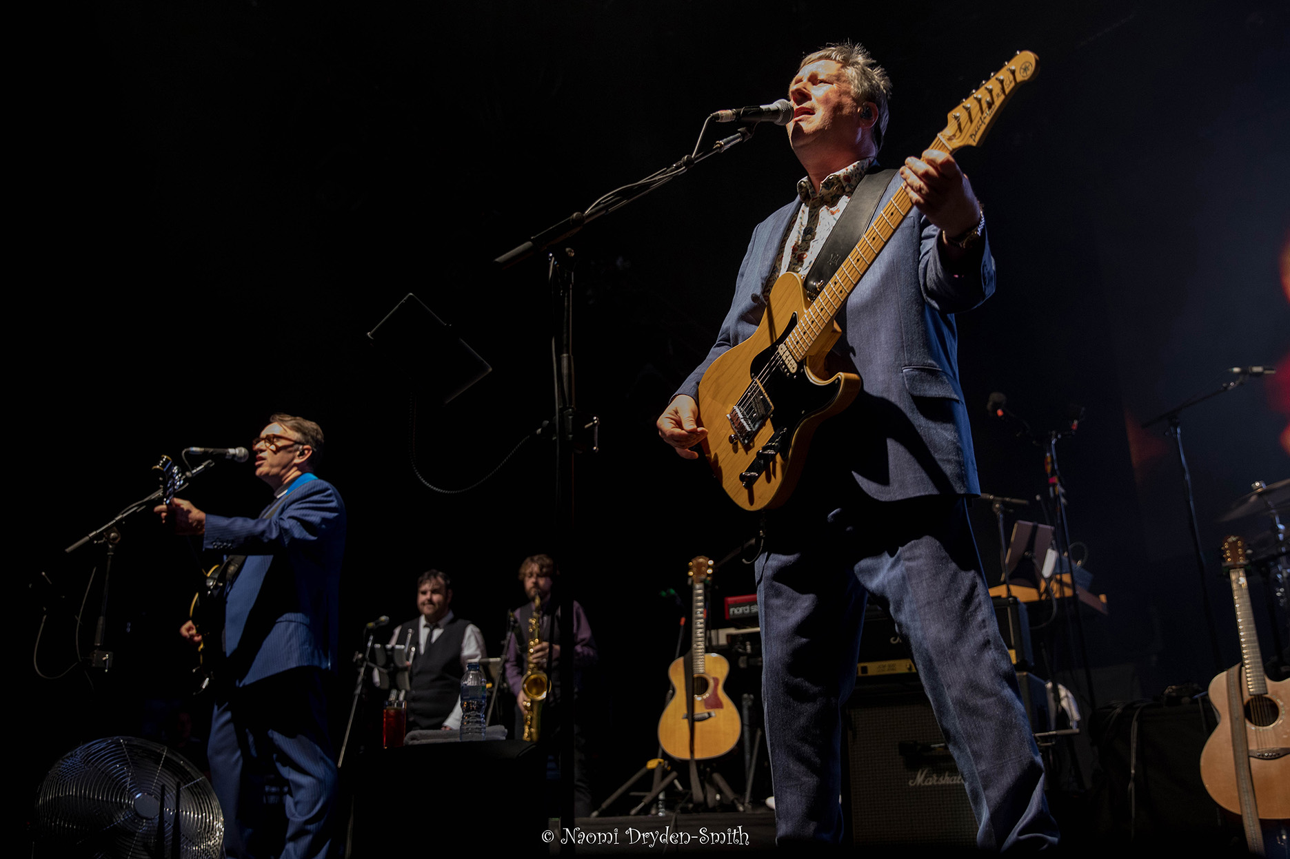 Squeeze: Indigo at the O2, London