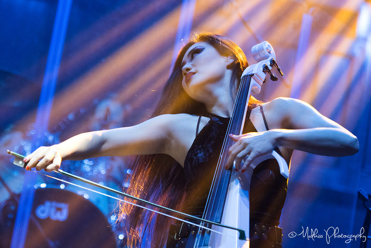 Tina Guo 2 © Melanie Smith