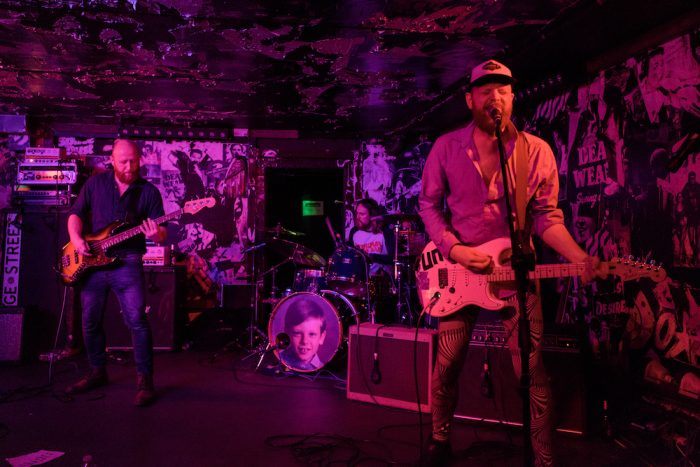 Unqualified Nurse Band: Think Tank, Newcastle - live review