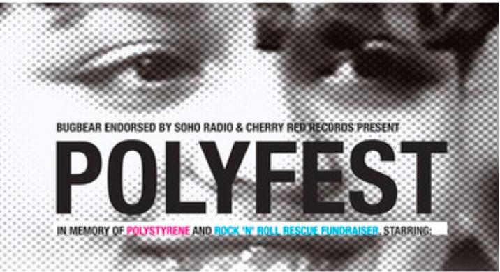 Polyfest : a celebration of Poly Styrene : Live Review