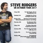 Steve Rodgers UK tour 2017
