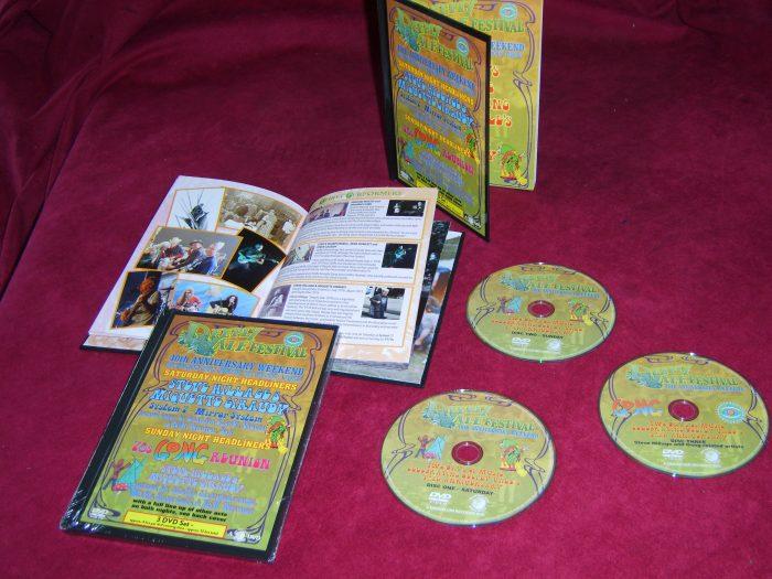 Deeply Dale 3 DVD Set & Booklet