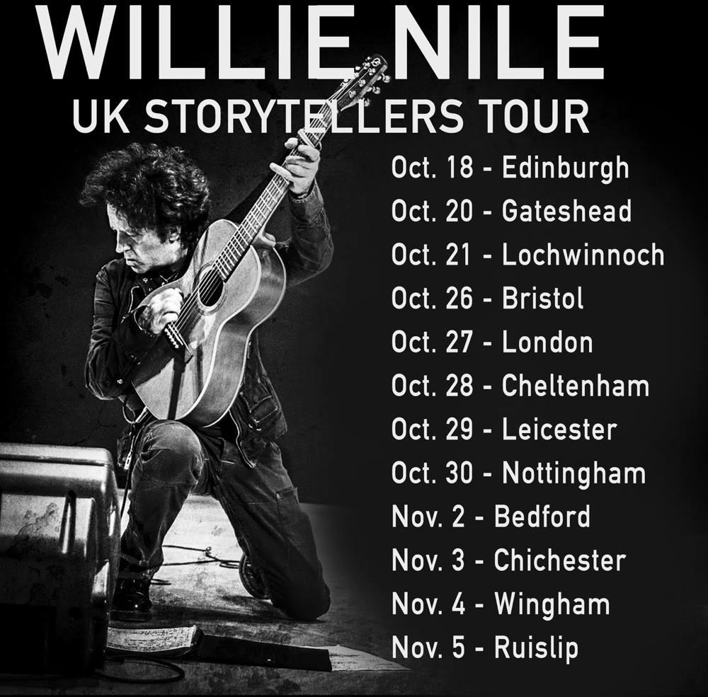 Willie Nile Uk Tour