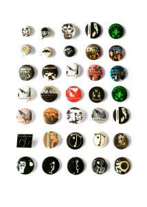 Bauhaus badges