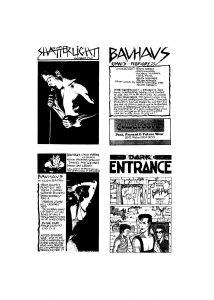 Bauhaus comic strip