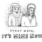Alternative Christmas Chart