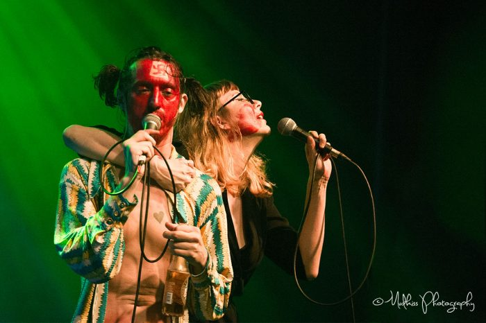 The Moonlandingz © Melanie Smith