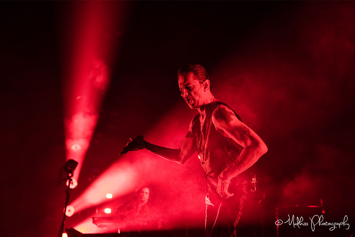 Depeche Mode 9 © Melanie Smith