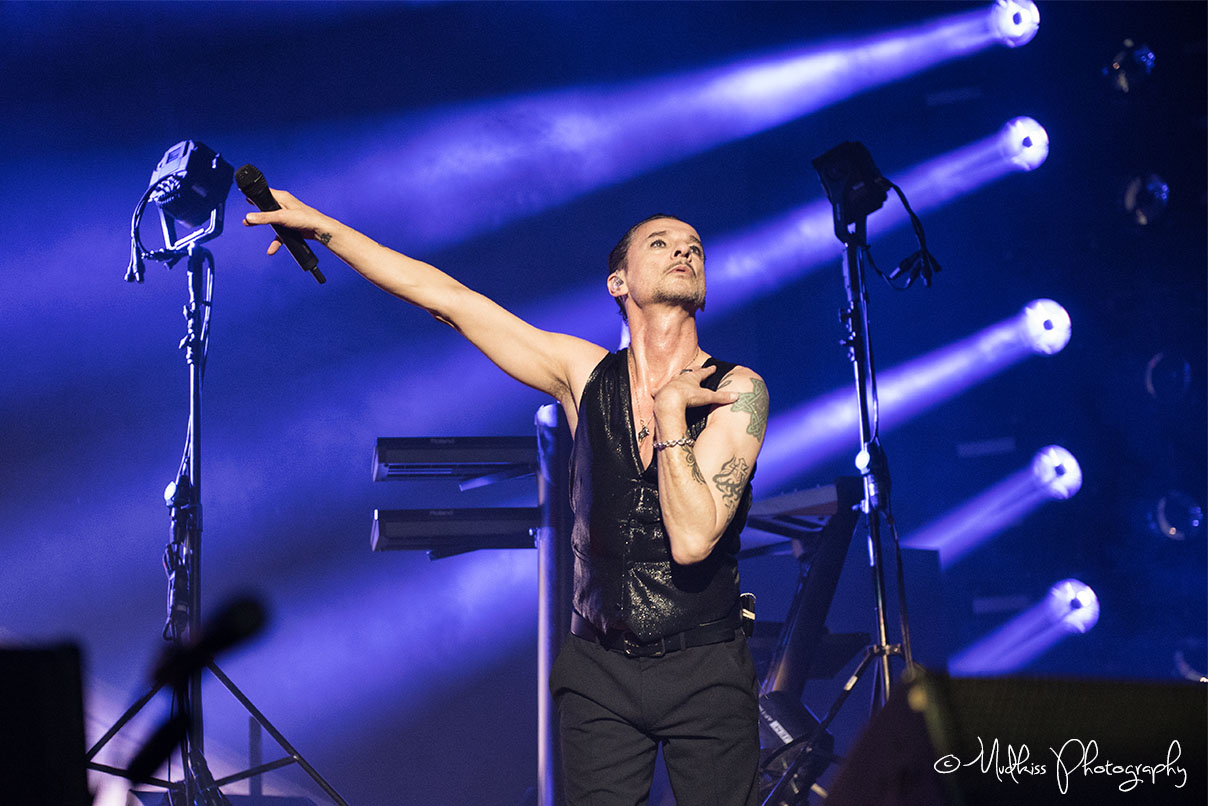 Depeche Mode © Melanie Smith