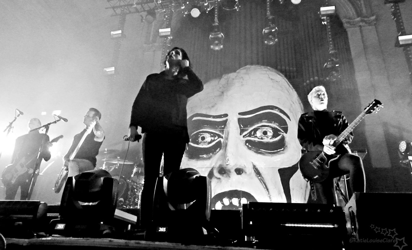 Creeper: Manchester Albert Hall – Live Review