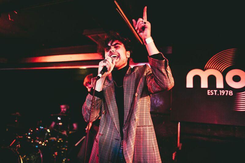 Keir: Moles, Bath – live review
