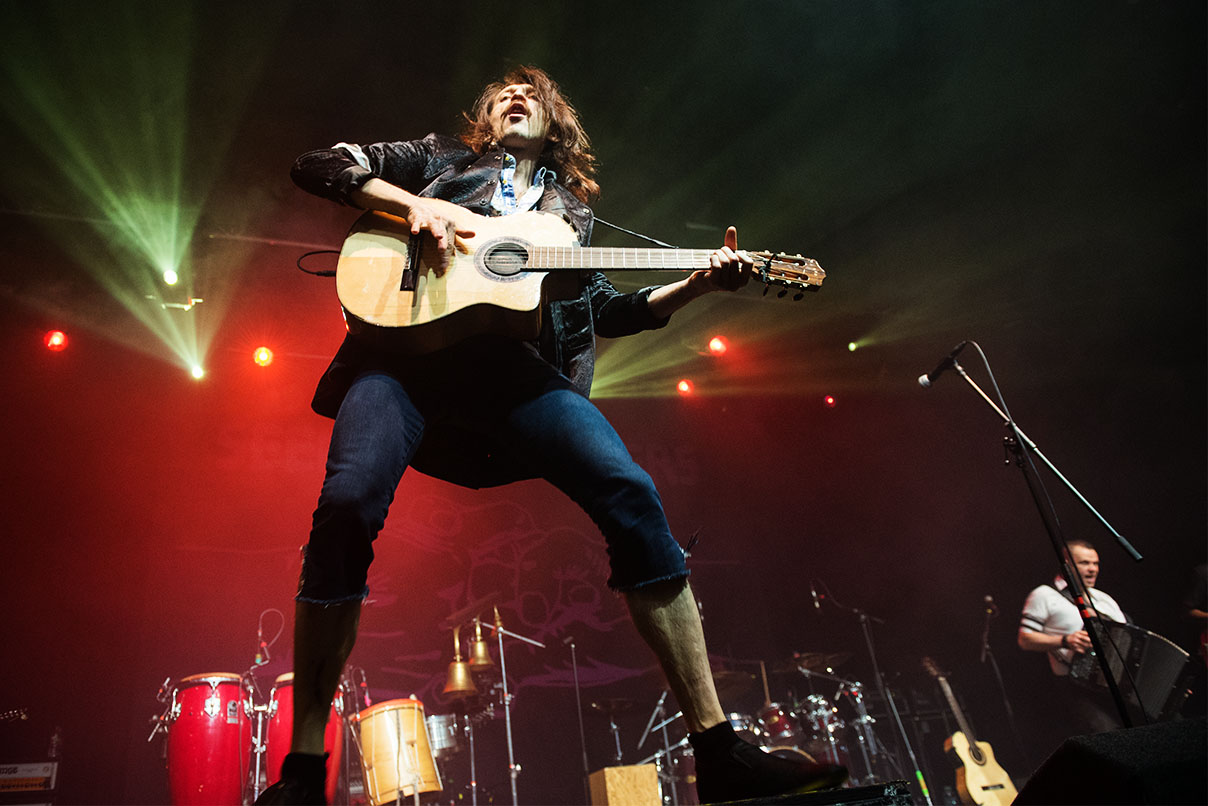 Gogol Bordello: The Academy, Manchester- live review