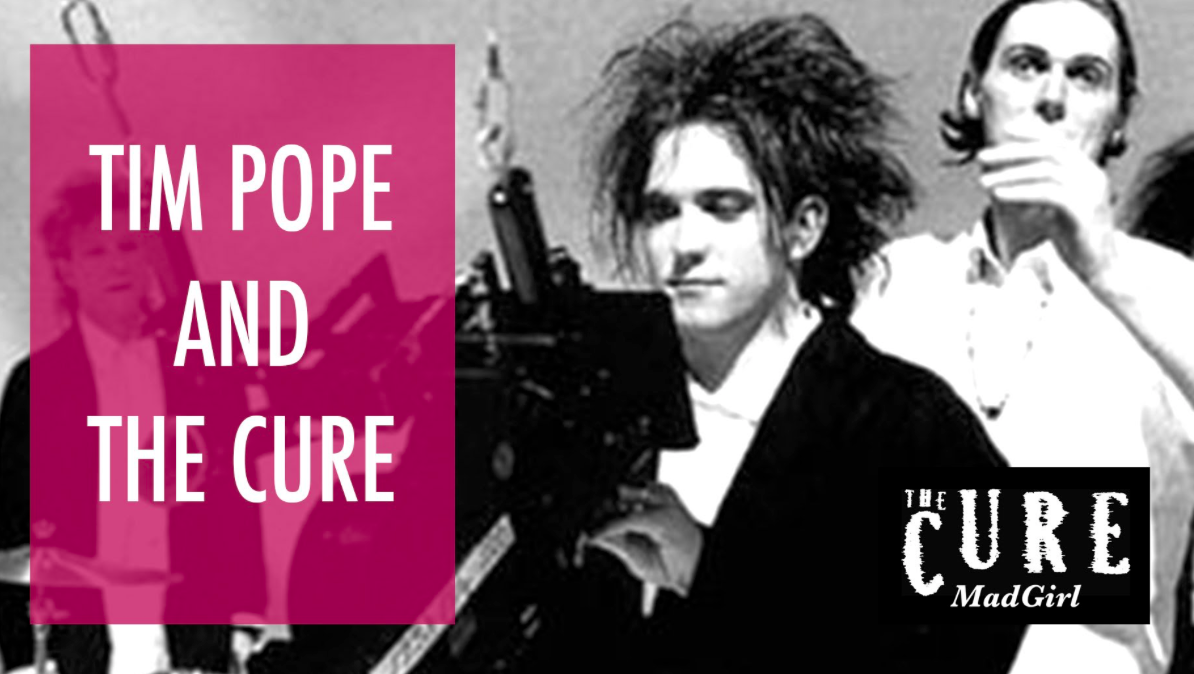 Robert Smith and Tim Pope to release  The Cure doc