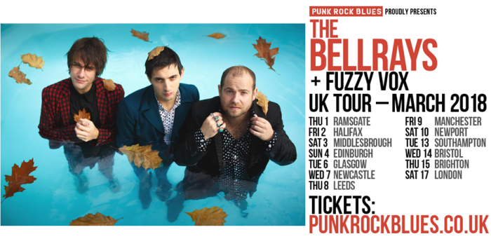 fuzzy vox uk tour
