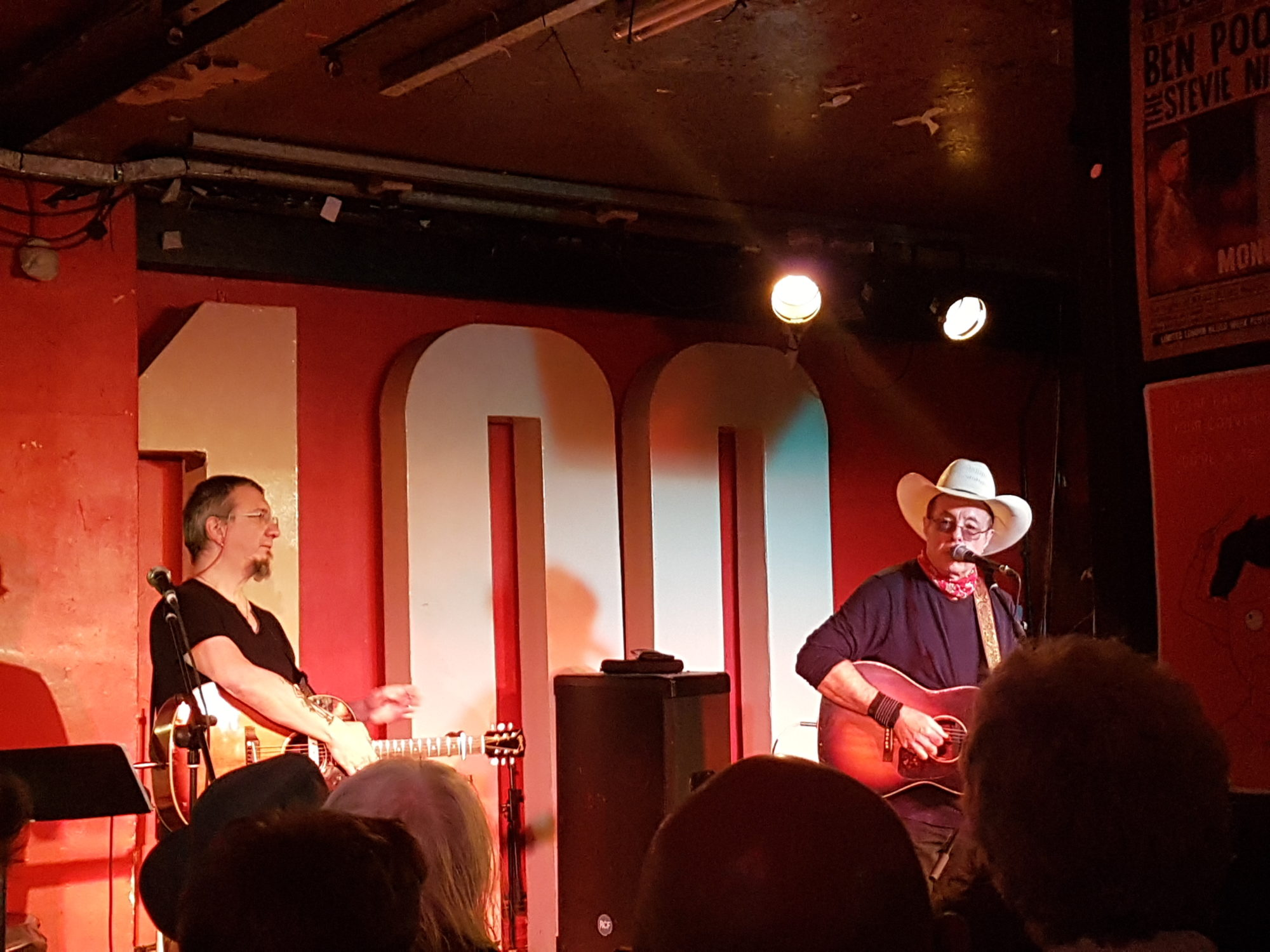 tom russell 100 club live review