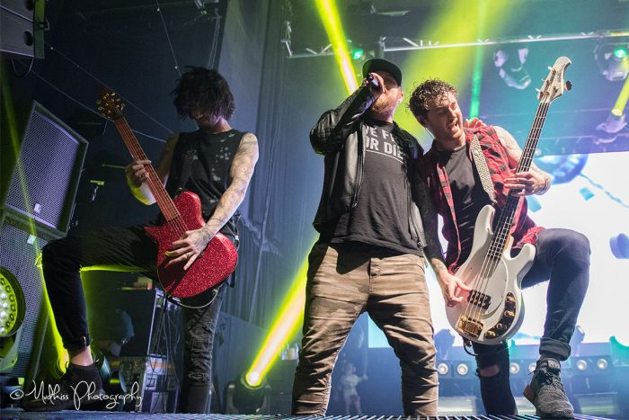 Asking Alexandria © Melanie Smith