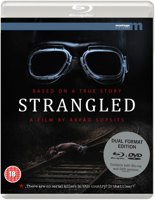 Strangled Bluray Cover