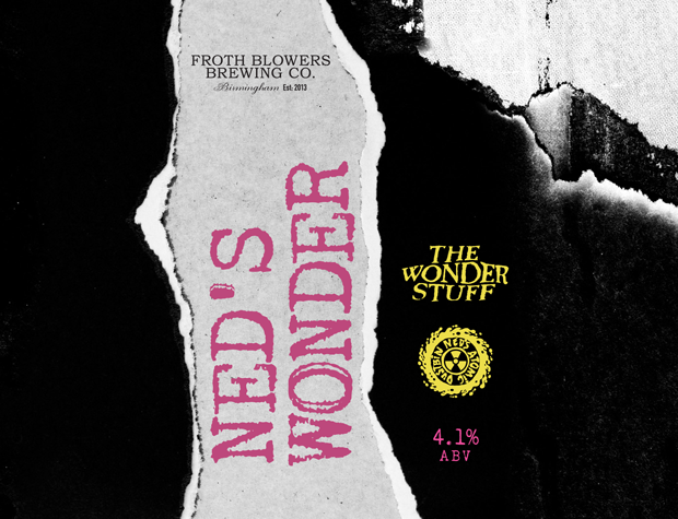 Wonder Stuff Ale