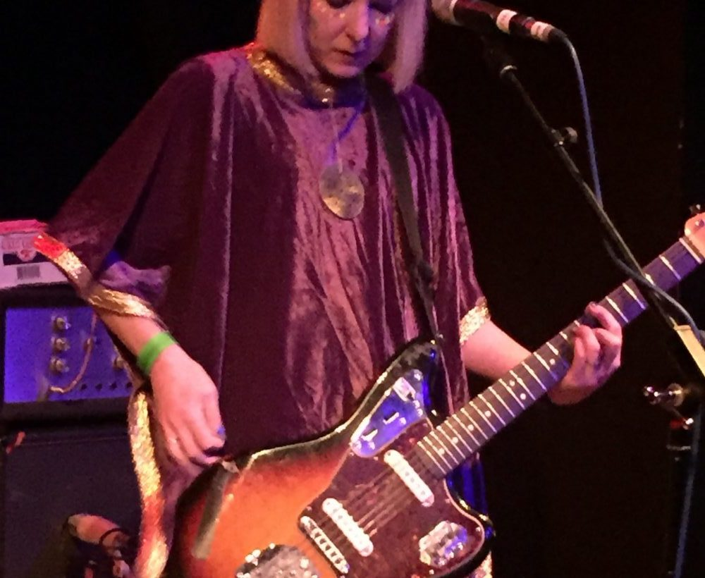 The Lovely Eggs, Band On The Wall, Manchester – live review