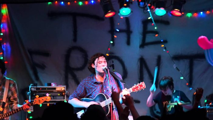 The Front Bottoms: Albert Hall, Manchester – live review