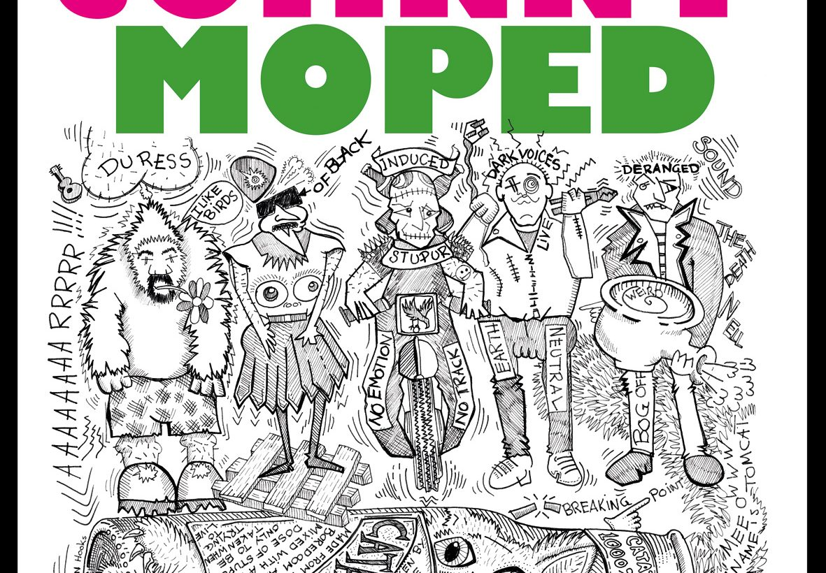 Johnny Moped – Punk Legend interviewed ahead of rare live dates -Germany, London & Lewes!