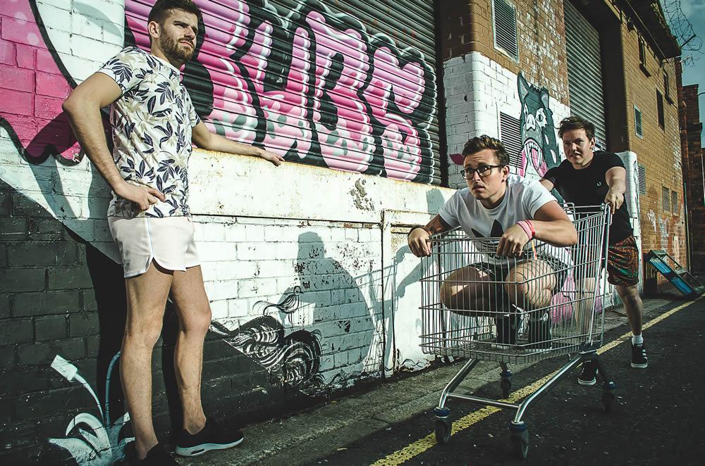 Sly Antics - Sunday Fear