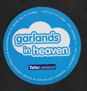 garlands in heaven flyer