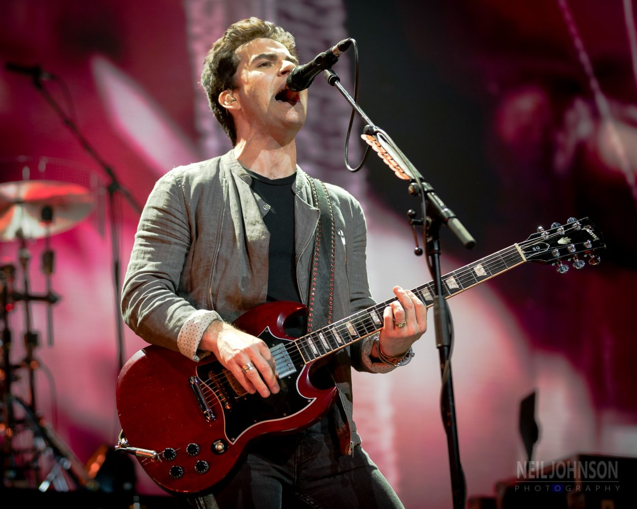 Kelly Jones, Stereophonics, Manchester Arena