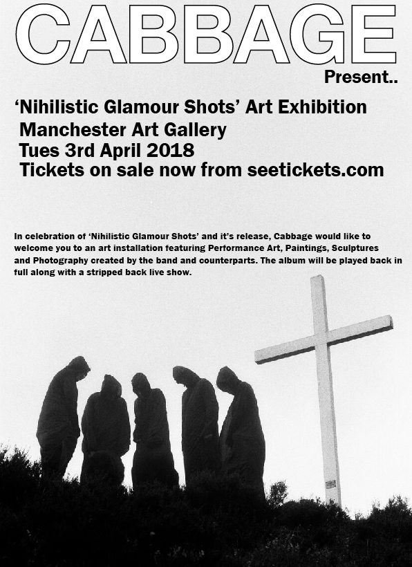 Cabbage: Nihilistic Glamour Shots Art Exhibition – News