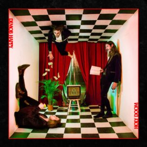 Demob Happy Holy Doom album