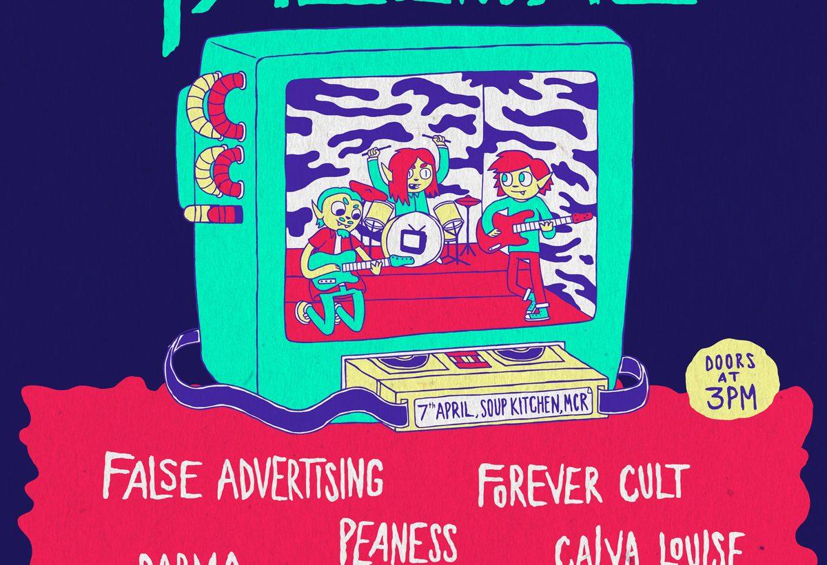 False Advertising Announce Manchester Based DIY-all-dayer: Falsetival 2018