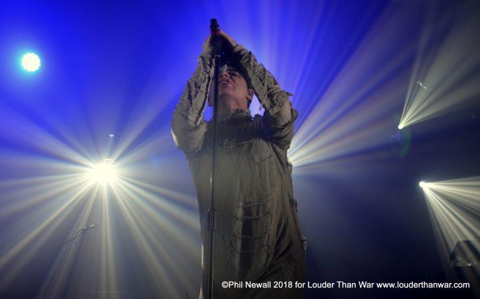 Gary Numan live - Liverpool March 2018 ©Phil Newall 1