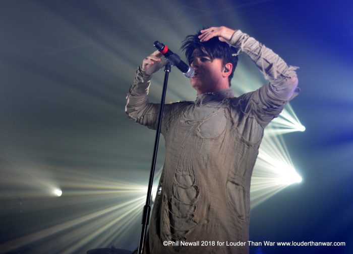 Gary Numan live - Liverpool March 2018 ©Phil Newall 2