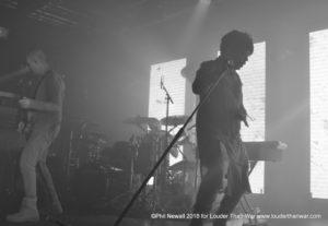 Gary Numan live - Liverpool March 2018 ©Phil Newall 3