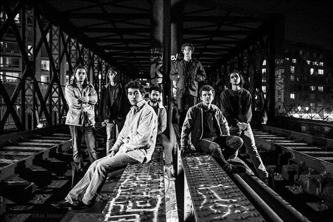 The Big Idea - French Garage Rock Band