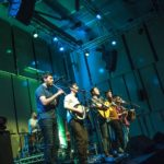 Sam Kelly & The Lost Boys: The Philharmonic Music Room, Liverpool – live review