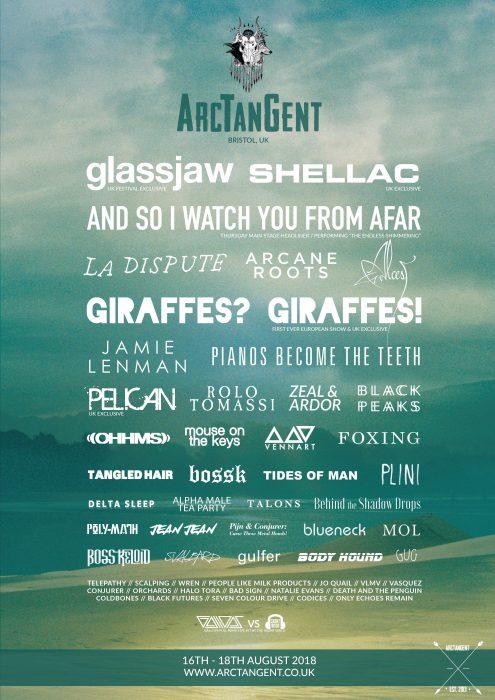 ARCTANGENT FESTIVAL 2018