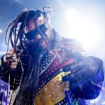 Skindred Benji Webbe Rock City Nottingham
