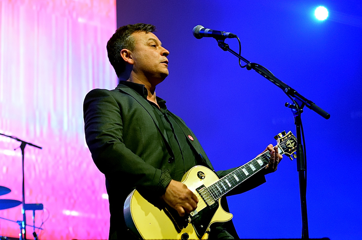 Manic Street Preachers: Metro Radio Arena, Newcastle – live review