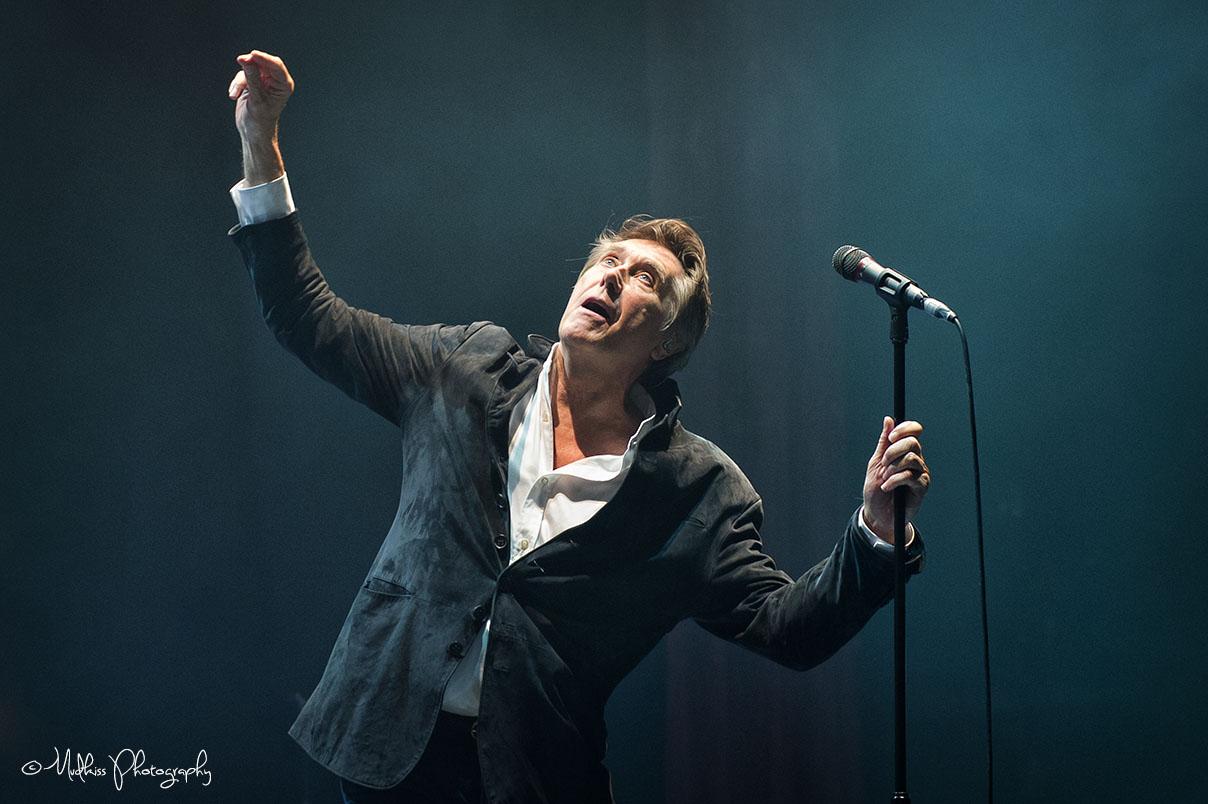 Bryan Ferry © Mudkiss Photography
