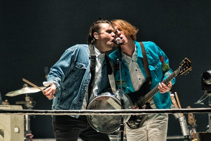 Arcade Fire © Mudkiss Photography