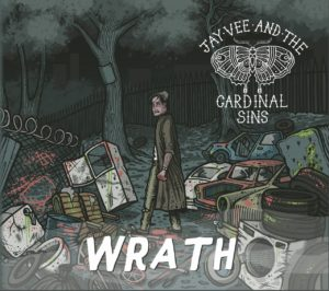 Cardinal Sins wrath front cover