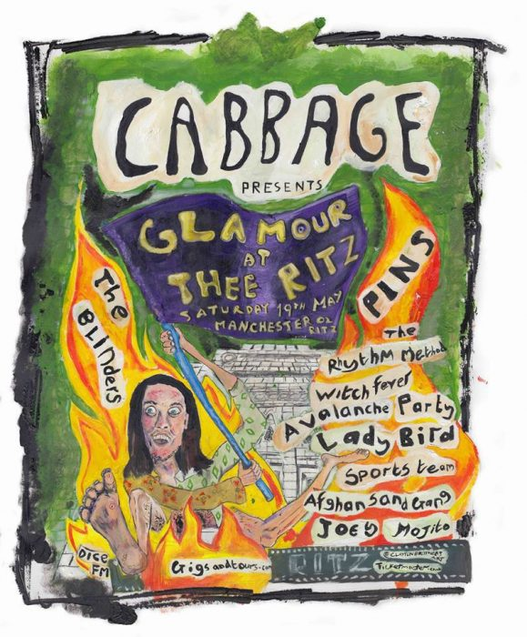Cabbage - Glamour At Thee Ritz