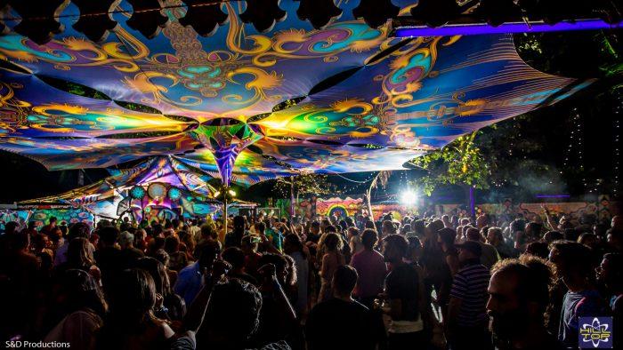 Chill Top Festival, Goa