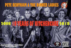 Pete Bentham & The Dinner Ladies