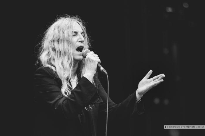 Patti Smith © Paul Grace