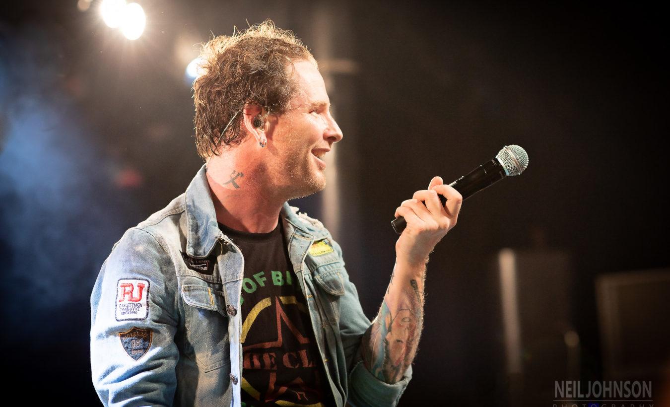 Stone Sour: Nottingham, Rock City – live review